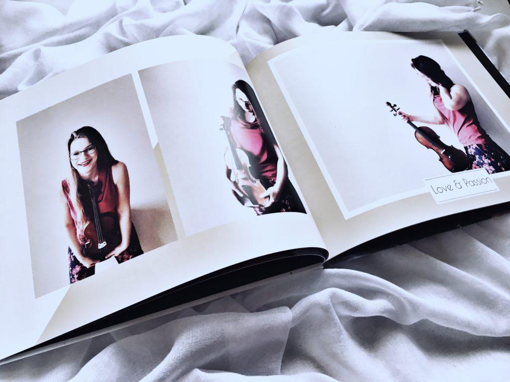 Fotoksiążka - portrety